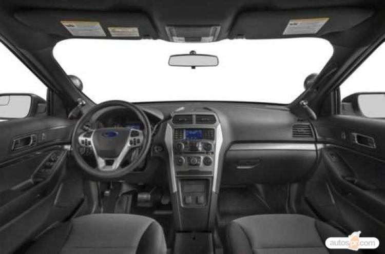 Fotos del 2014 Ford Utility Police Interceptor   Imágenes ...