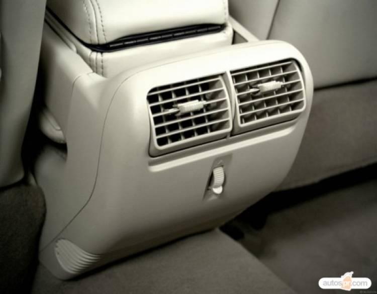 Service Manual Auto Air Conditioning Repair 2000 Lincoln Town Car Parental Controls Service