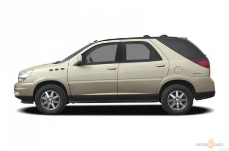 2005 buick rendezvous ultra awd puerto rico 2005 buick. Black Bedroom Furniture Sets. Home Design Ideas